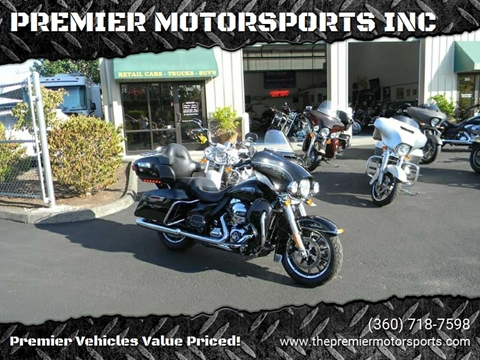 2014 Harley-Davidson Ultra Classic Electra Glide for sale in Vancouver, WA