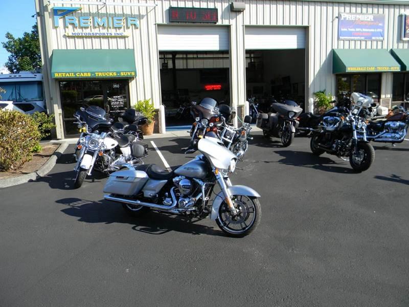 2014 Harley-Davidson Street Glide for sale at PREMIER MOTORSPORTS in Vancouver WA