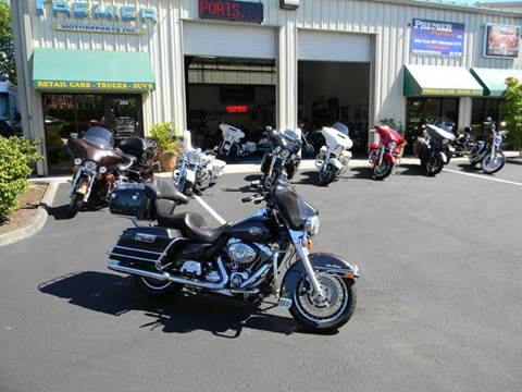 2009 Harley-Davidson Ultra Classic Electra Glide for sale in Vancouver, WA