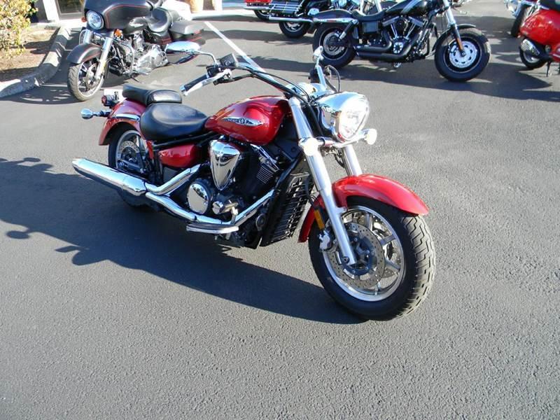 2012 Yamaha V-Star 1300 Tourer - Vancouver WA