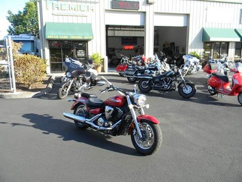 2012 Yamaha V-Star for sale at PREMIER MOTORSPORTS in Vancouver WA