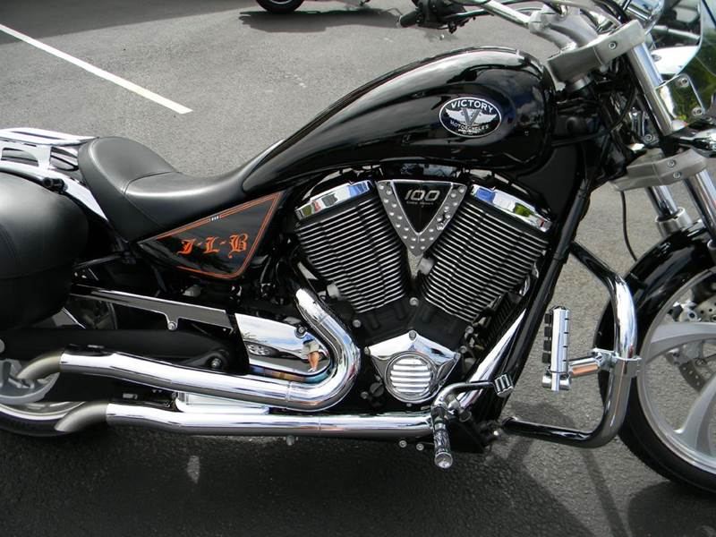 2009 Victory Vegas Low - Vancouver WA