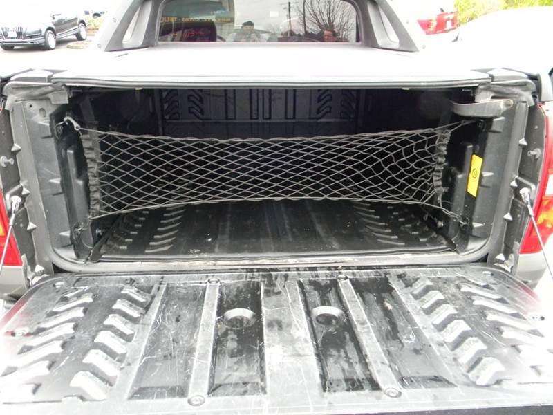 2008 Chevrolet Avalanche 4x4 LTZ 4dr Crew Cab SB - Vancouver WA