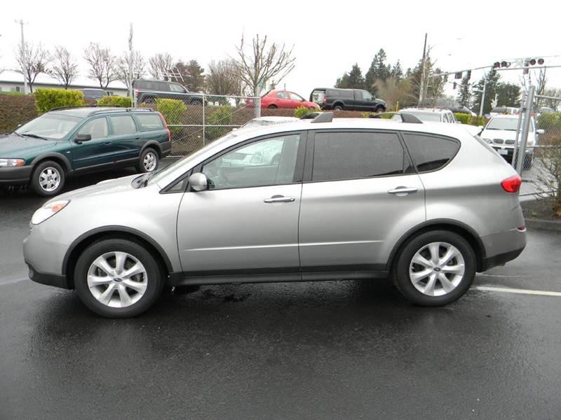2006 Subaru B9 Tribeca AWD Limited 5-Passenger 4dr SUV w/Gray Int. w/Gray Int. - Vancouver WA