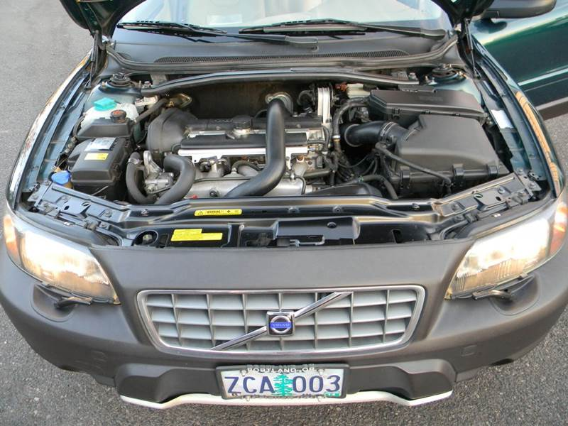 2002 Volvo Xc AWD 4dr Turbo Wagon In Vancouver WA - PREMIER