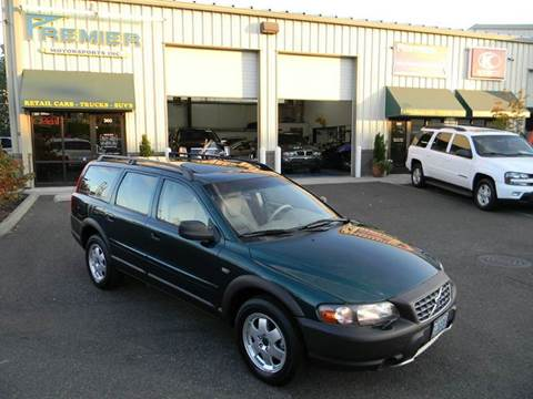 2002 Volvo XC for sale at PREMIER MOTORSPORTS in Vancouver WA