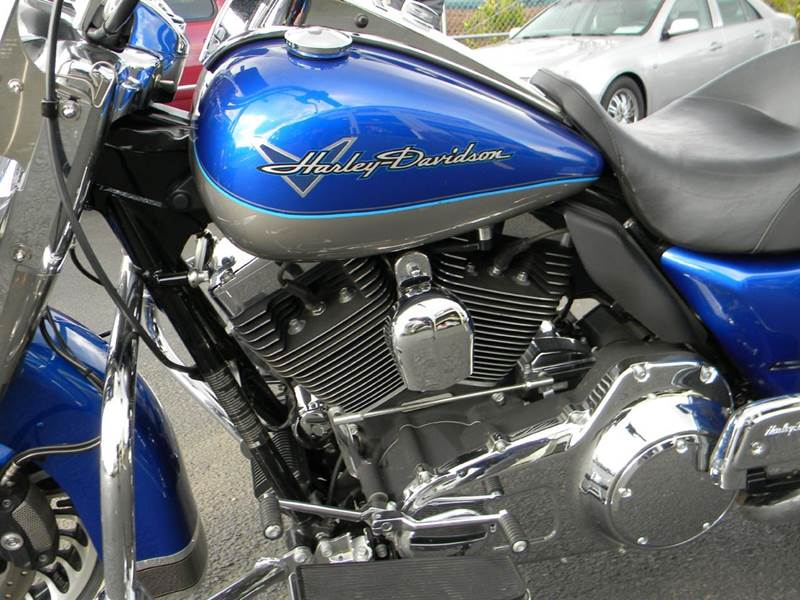 2009 Harley-Davidson Road King Classic FLHRC - Vancouver WA