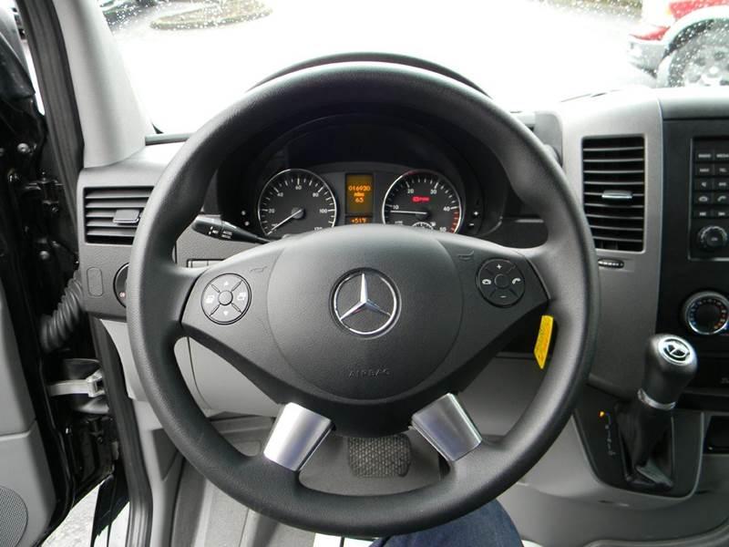 2014 Mercedes-Benz Sprinter 2500 144 WB 3dr Passenger Van - Vancouver WA