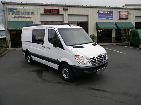 2012 Freightliner Sprinter 2500 for sale at PREMIER MOTORSPORTS in Vancouver WA