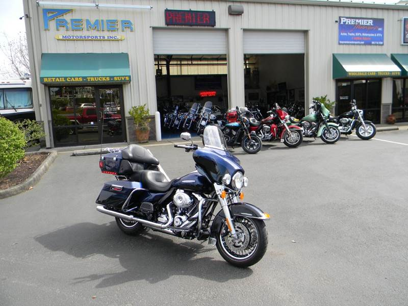 2013 Harley-Davidson Ultra Clic Electra Glide Limited FLHTK In ...