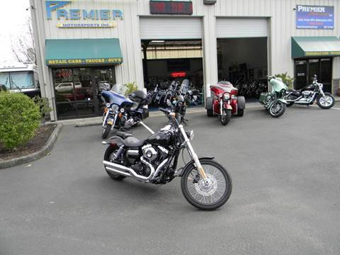 2014 Harley-Davidson Dyna for sale in Vancouver, WA