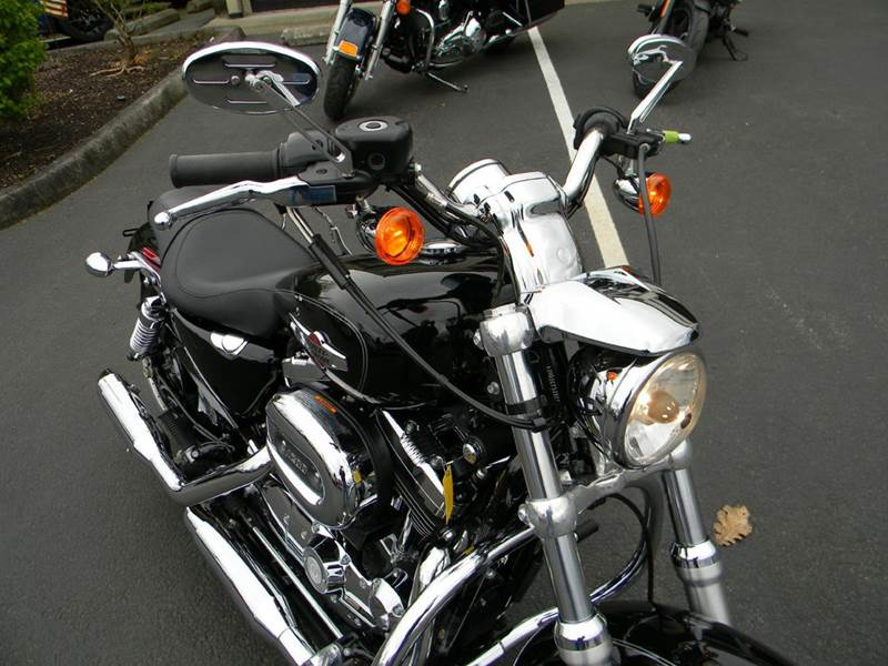 2014 Harley-Davidson Sportster XL1200C - Vancouver WA