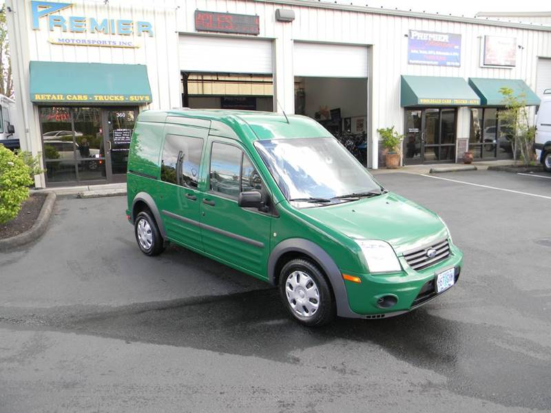 2013 Ford Transit Connect for sale at PREMIER MOTORSPORTS in Vancouver WA