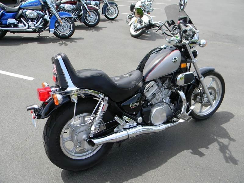 2004 Kawasaki Vulcan WN-750A20 - Vancouver WA