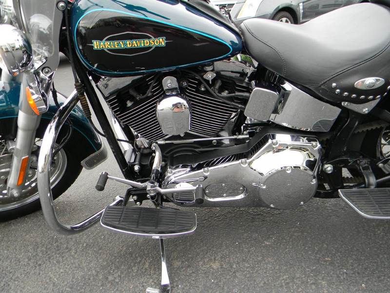 2000 Harley-Davidson Heritage Softail Classic FLSTC In
