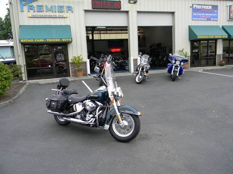 2000 Harley-Davidson Heritage Softail Classic for sale at PREMIER MOTORSPORTS in Vancouver WA