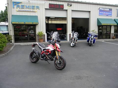 2016 Ducati HyperMotard 939SP