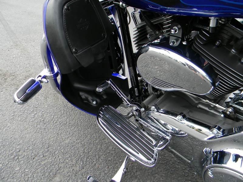 "2011 Harley-Davidson Ultra Classic CVO Screaming Eagle 110"" - Vancouver WA"