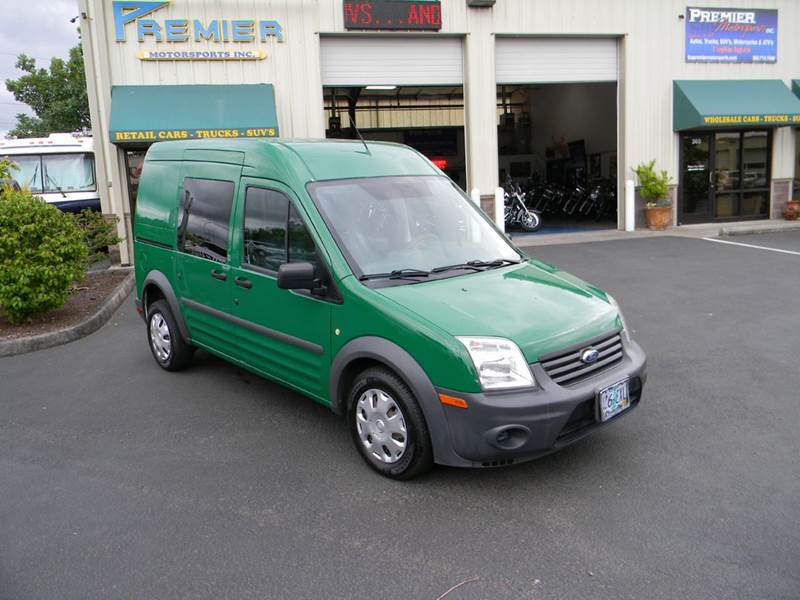2010 Ford Transit Connect for sale at PREMIER MOTORSPORTS in Vancouver WA