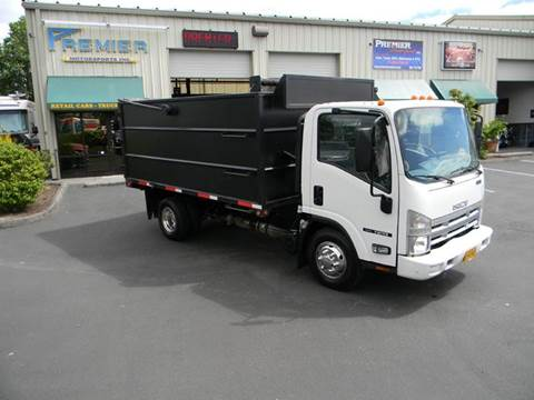 2007 Isuzu NPR for sale at PREMIER MOTORSPORTS in Vancouver WA