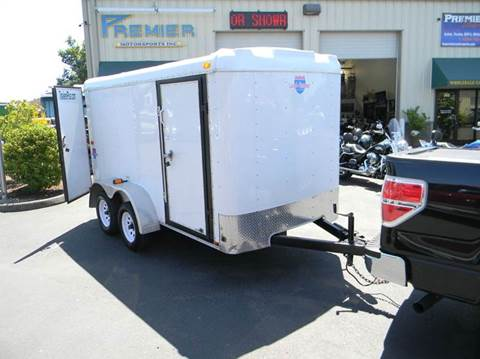 2010 Interstate LOAD RUNNER for sale at PREMIER MOTORSPORTS in Vancouver WA