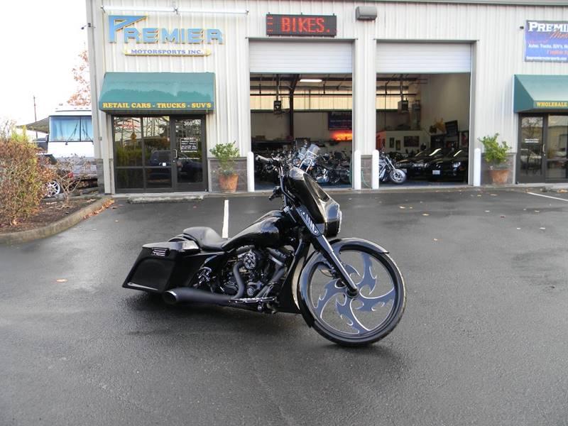2011 Harley-Davidson Street Glide FLHXS Custom Bulid In Vancouver WA