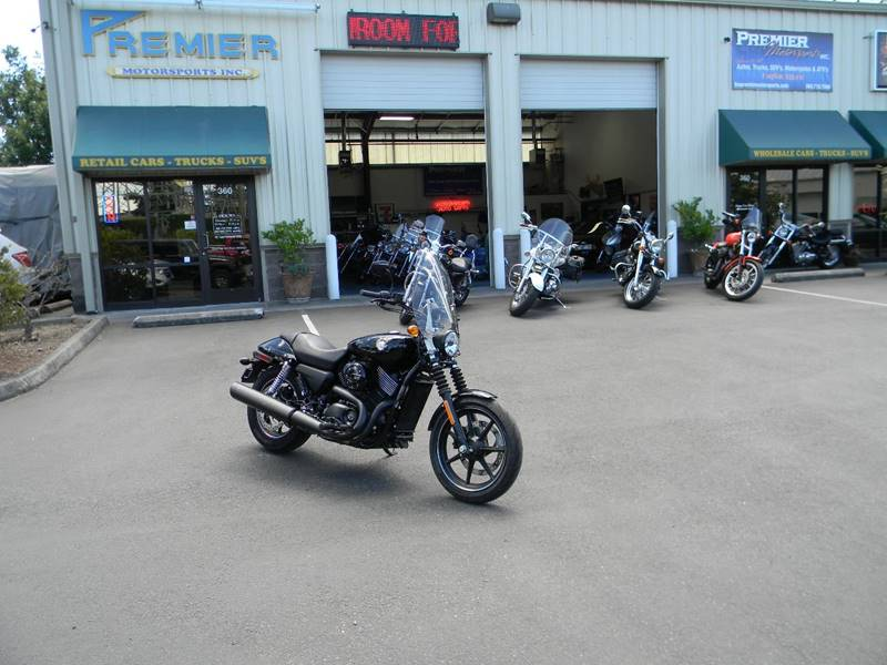 2016 Harley-Davidson XG750 for sale at PREMIER MOTORSPORTS in Vancouver WA