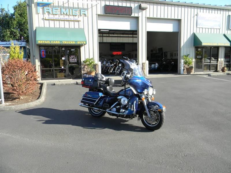 1992 Harley-Davidson Ultra Classic