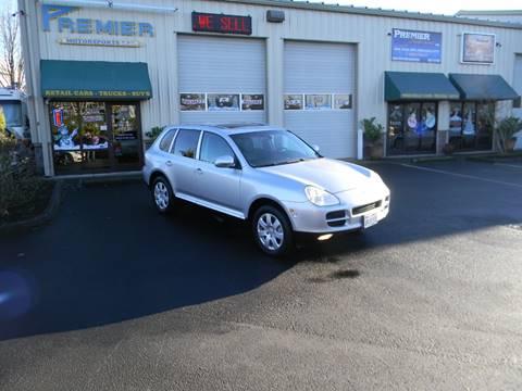 2004 Porsche Cayenne for sale in Vancouver, WA