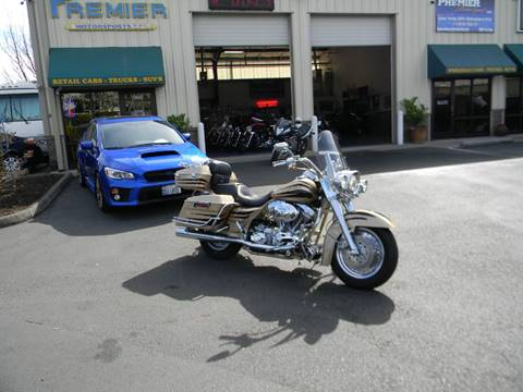 2003 Harley-Davidson Road King for sale in Vancouver, WA