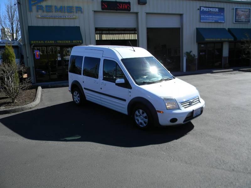 bed0df246c 2011 Ford Transit Connect Wagon XLT Premium 4dr Mini-Van - Vancouver WA