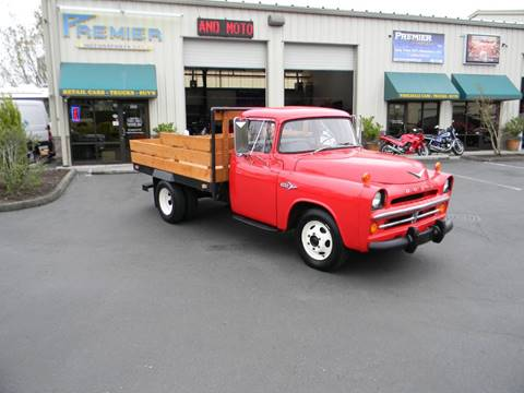 1957 Dodge D300 Pickup for sale in Vancouver, WA
