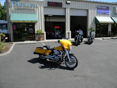 2013 Harley-Davidson Street Glide for sale in Vancouver, WA