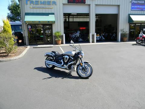 2003 Yamaha Road Star