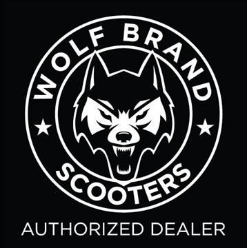 2020 Wolf Brand Scooters Striker