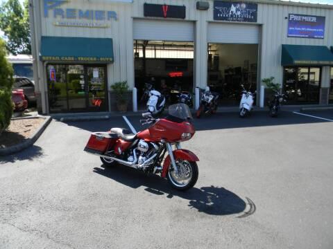2013 Harley-Davidson Road Glide FLTRX for sale at PREMIER MOTORSPORTS in Vancouver WA