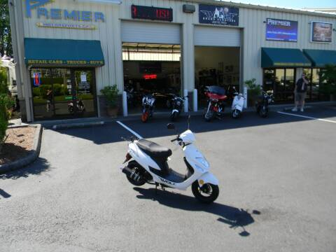 2021 Wolf Brand Scooters RX-50 for sale at PREMIER MOTORSPORTS in Vancouver WA