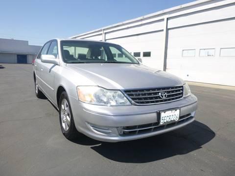 2003 Toyota Avalon for sale in Sacramento, CA