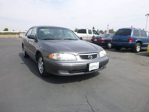 2002 Mazda 626 for sale in Sacramento, CA