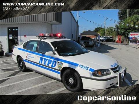 Police Cars For Sale >> Copcarsonline