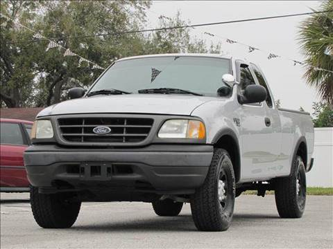 2003 Ford F-150 for sale at Copcarsonline in Largo FL