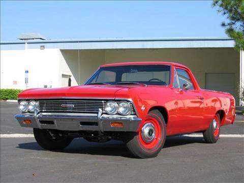 1966 Chevrolet El Camino for sale at Copcarsonline in Largo FL