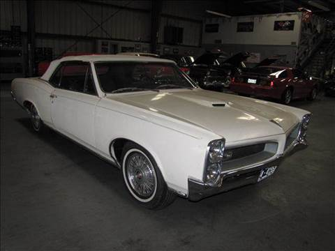 1966 Pontiac GTO for sale at Copcarsonline in Largo FL