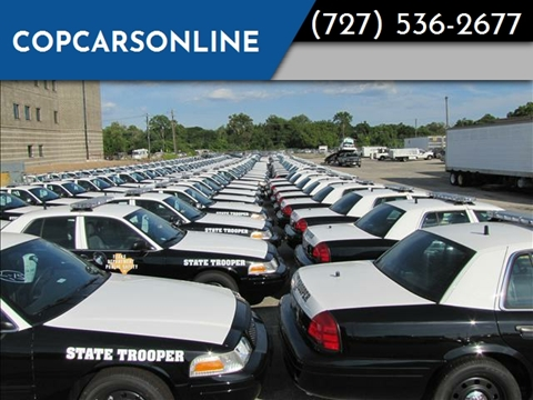 Police Cars For Sale >> Cars For Sale In Largo Fl Copcarsonline