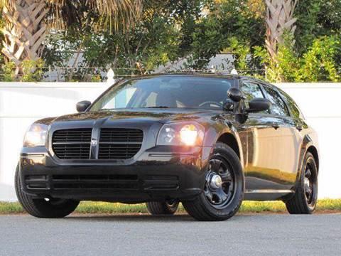 2007 Dodge Magnum for sale at Copcarsonline in Largo FL