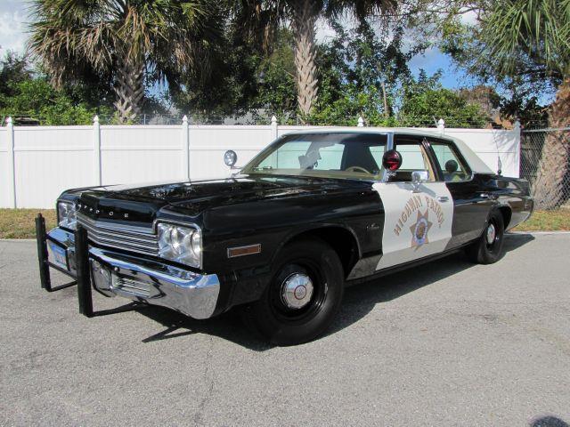1974 Dodge Monaco Police In Largo FL - Copcarsonline