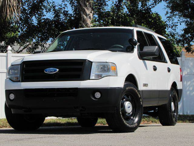 2007 Ford Expedition for sale at Copcarsonline in Largo FL