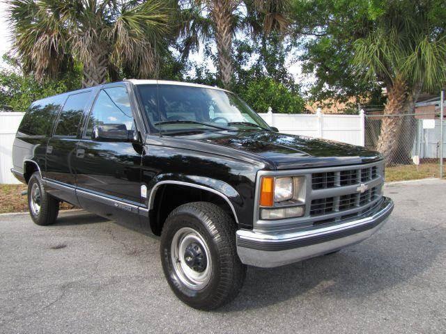 1998 Chevrolet Suburban for sale at Copcarsonline in Largo FL