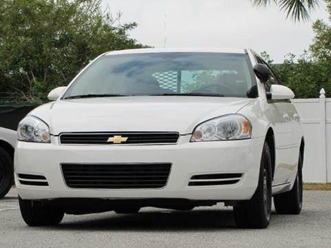 2007 Chevrolet Impala for sale at Copcarsonline in Largo FL
