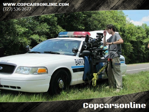2013 Movie car photos done by for sale at Copcarsonline in Largo FL
